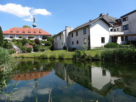 Kneipp-Traditionshaus Aspach: Biotop