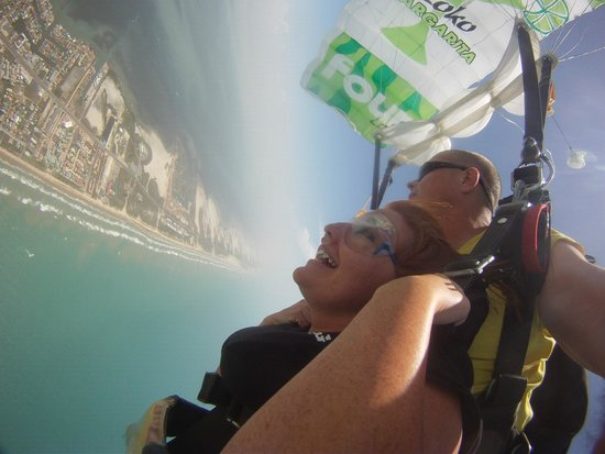 Skydive South Padre Island: Four Loko