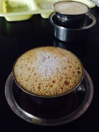 Shri Sagar (C.T.R): yummy coffee