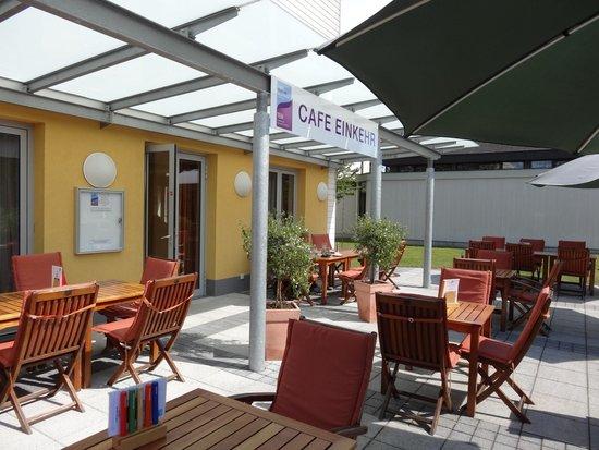 """Kneipp-Traditionshaus Aspach: Das gemütliche """"Café Einkehr"""" des Kneipp Traditionshauses"""