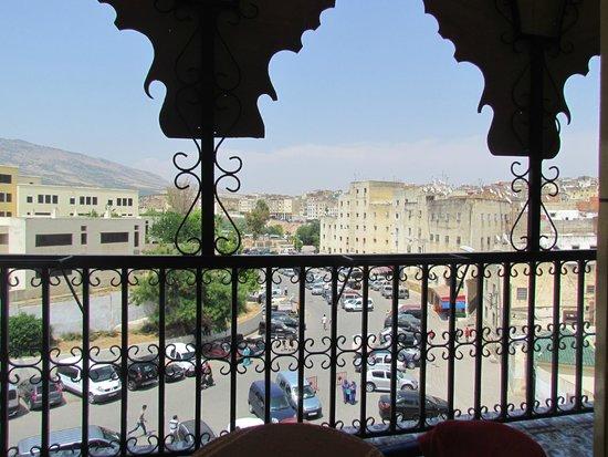 Pension Hotel Dalila : chambre avec terrasse