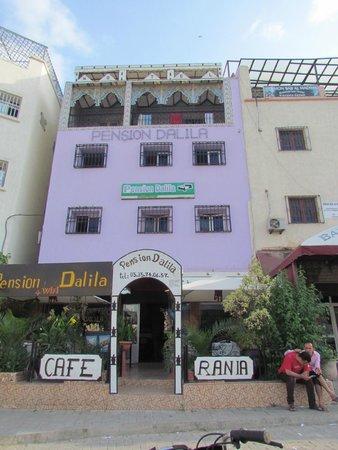 Pension Hotel Dalila : l'hotel