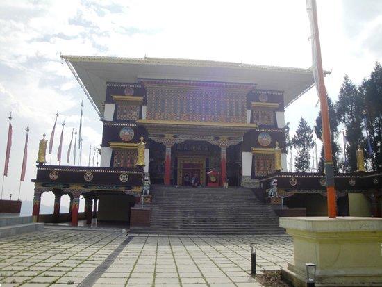 Namchi, India: Ngadak Monastery