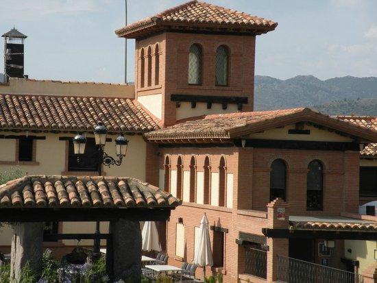 La Yeseria: Exterior hotel