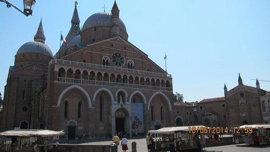 Basilica di Sant'Antonio - Basilica del Santo: Базилика Св. Антония Падуанского