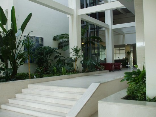 Olympia Hotel : espace intérieur