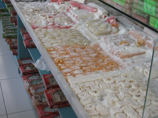 Servet Turkish Delight Factory: more delights