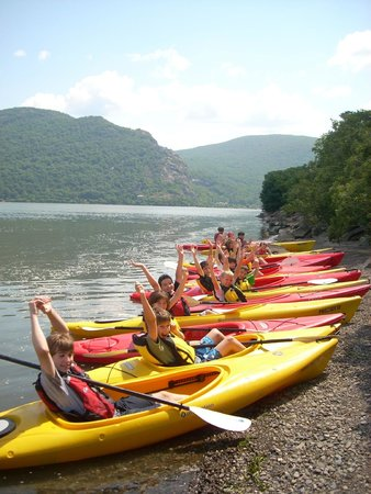 Storm King Adventure Tours: Our Kids Camp!