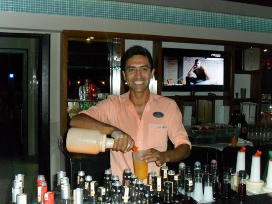 Kustur Club Holiday Village: Le meilleur barman