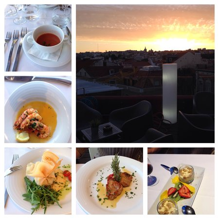 Monte Belvedere by Shiadu: Excellent repas et vue imprenable