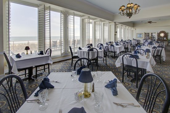 Victorian Room Restaurant