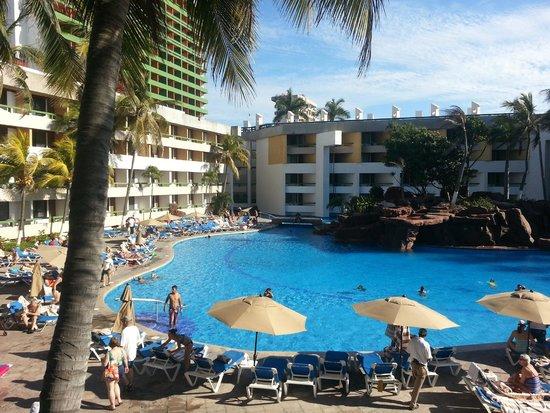 El Cid Castilla Beach Hotel : pool