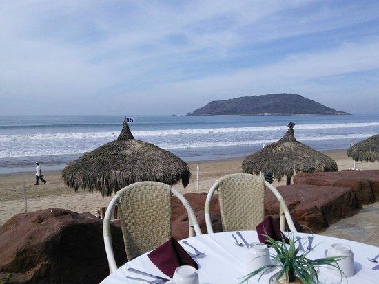 El Cid Castilla Beach Hotel : beech