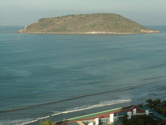 El Cid Castilla Beach Hotel: ocean