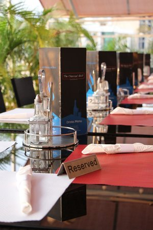 The Charcoal Grill Restaurant & Coffee Lounge: Menus