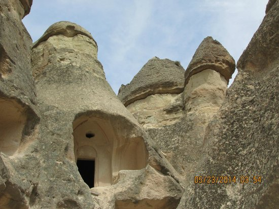 Troy (Truva) : Cave Homes