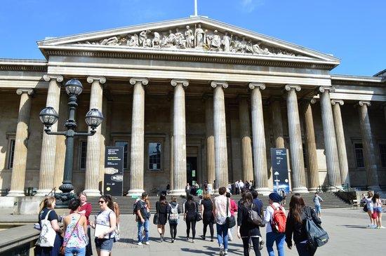 British Museum: esterno