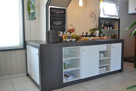 Hotel Restaurant L'Atlantique Photo