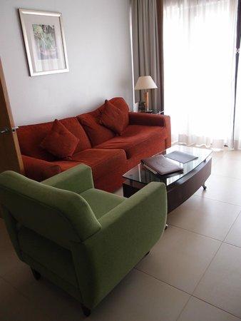 InterContinental Malta: lounge