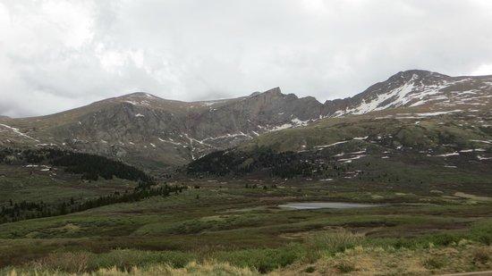 Guanella Pass: Sawtooth and Bierstadt