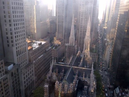 Lotte New York Palace : View from hotel room