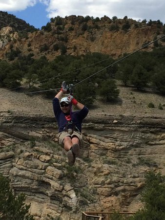 Captain Zipline : Fun!