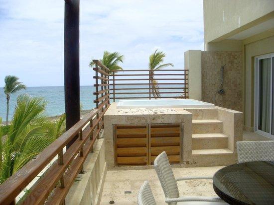 Alsol Del Mar: Balcony/jacuzzi