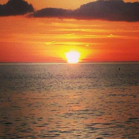 Holiday Inn Sanibel Island: Sunset