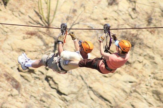 Wild Canyon Adventures : Somos viejos y nos encantaba
