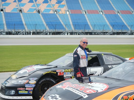 Rusty Wallace Racing Experience: Best Gift Ever!