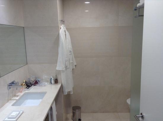 Olissippo Saldanha : vue de la salle de bain