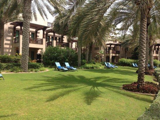Jumeirah Dar Al Masyaf at Madinat Jumeirah : Garten