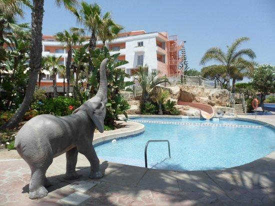 Marbella Playa Hotel: Kids pool