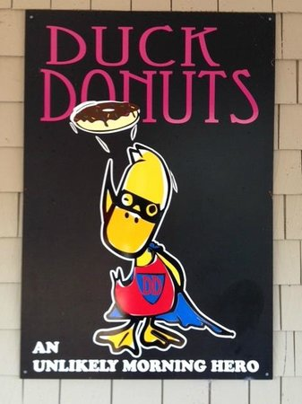Duck Donuts in Duck, NC