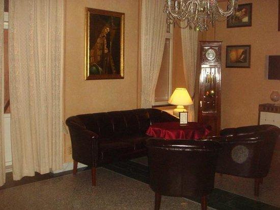 Bohemia Plaza Residence : номер в отеле