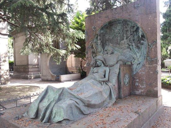 Cimitero Monumentale: una de las más logradas