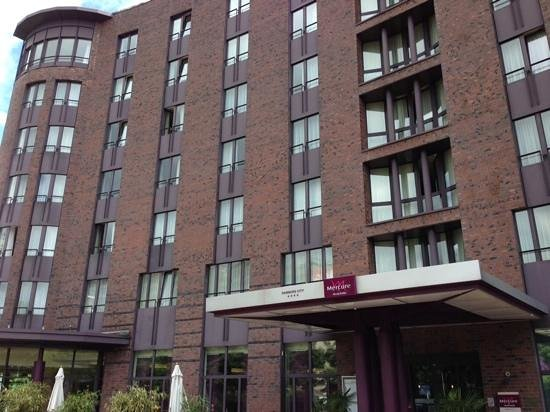 Mercure Hotel Hamburg City : ホテル全景