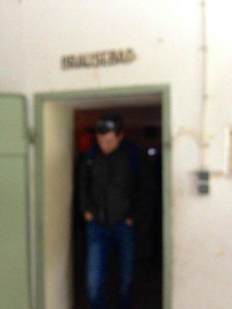 KZ-Gedenkstätte Dachau: a gas chamber