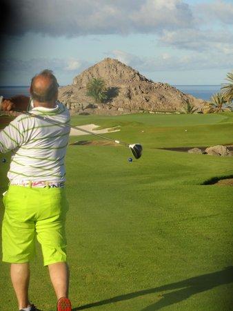 Anfi Tauro Golf: Buca n°6