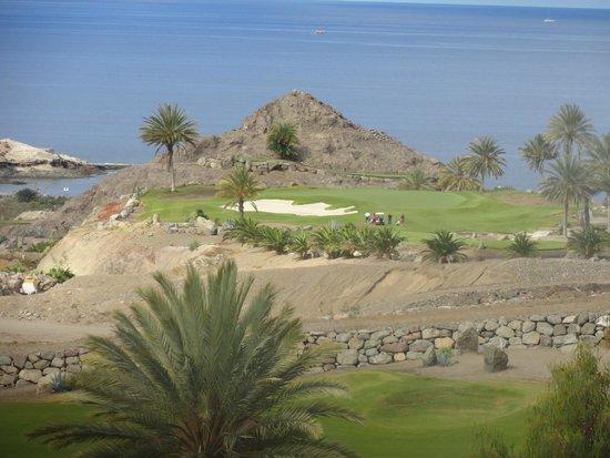 """Anfi Tauro Golf: La """"piramide"""""""