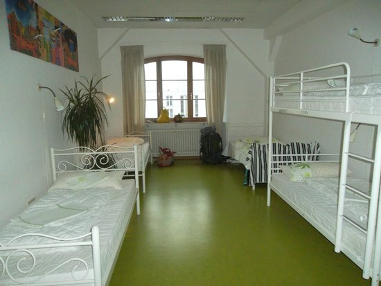 Steffi's Hostel Heidelberg: Смешанный номер