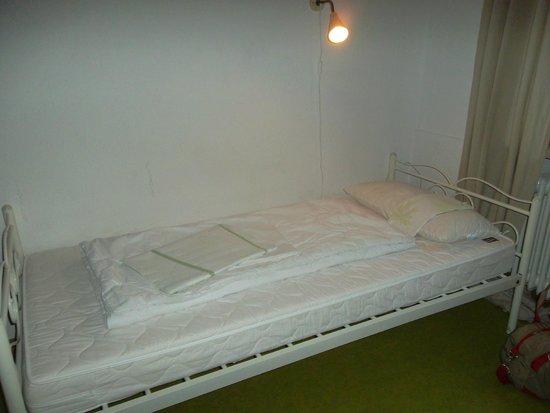 Steffi's Hostel Heidelberg: Постель