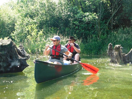 The Bude Canoe Experience