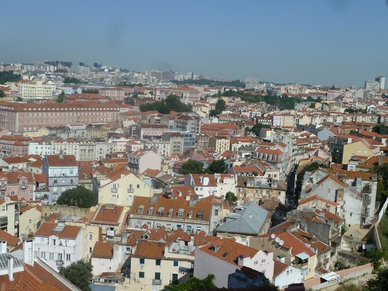 Lisbon Chill-Out Free Tour : One of the overwelming vews