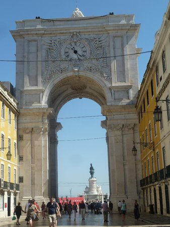 Lisbon Chill-Out Free Tour : A beautifull vew.