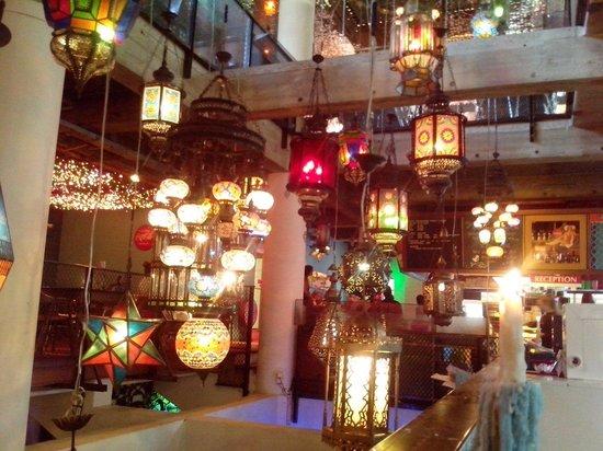 Bazar: Luminarias