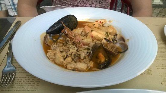 DELL 'ANIMA ristorante, pizzeria, tavernetta: fish soup
