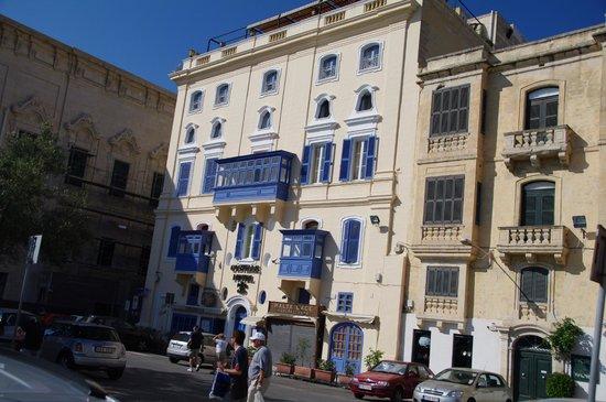 Castille Hotel, Valletta