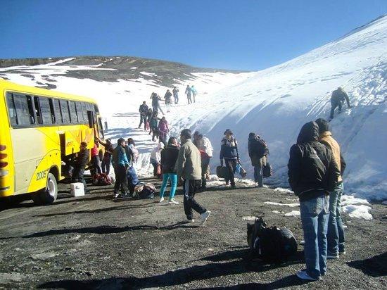 Bolivia: La Cumbre