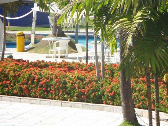 Marulhos Suítes Resort : piscina